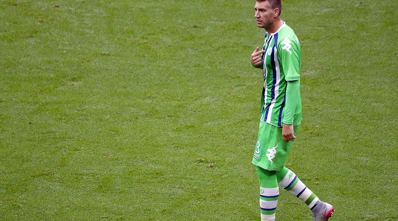 Wolfsburg stellt Nicklas Bendtner vom Trainingsbetrieb frei